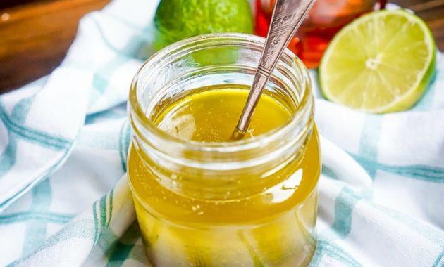 Resep Minuman Jeruk Nipis dan Madu