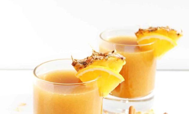 jus nanas kayu manis untuk Menurunkan Berat Badan