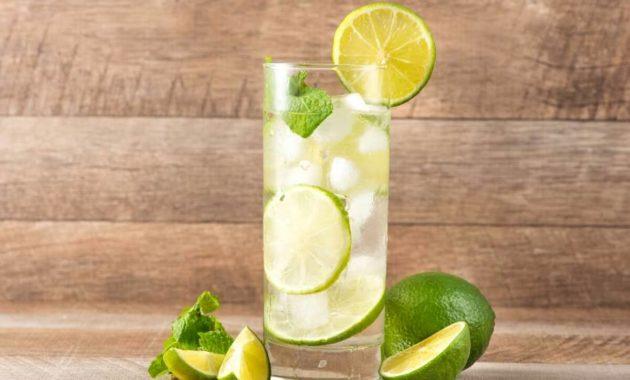 Minuman Penurun Berat Badan dari Jeruk Nipis