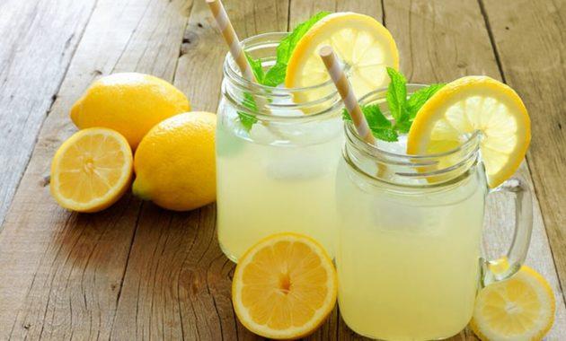 Minuman Penurun Berat Badan dari Lemon