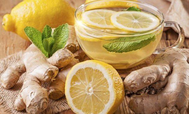Minuman Penurun Berat Badan dari Lemon, Jahe dan Madu